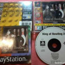 Videojuegos y Consolas: KING OF BOWLING 2 PSX PS1 PLAYSTATION 1 PLAY STATION ONE UK. Lote 117847950