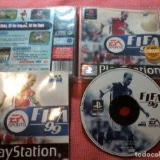 Videojuegos y Consolas: FIFA 99 PAL SONY PLAYSTATION PS1 PSX UK. Lote 112024835