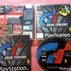 Videojuegos y Consolas: GRAN TURISMO - JUEGO PLAYSTATION PSX PS1 UK. Lote 112024991