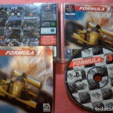Videojuegos y Consolas: FORMULA 1 - PS1 PSX PLAYSTATION 1 - UK. Lote 112025007