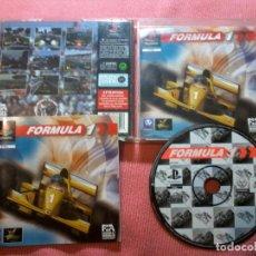 Videojuegos y Consolas: FORMULA 1 - PS1 PSX PLAYSTATION 1 - UK. Lote 137436637