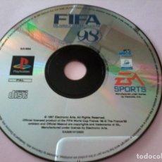 Videojuegos y Consolas: JUEGO FIFA 98 PARA PLAY STATION 1.. Lote 112063743