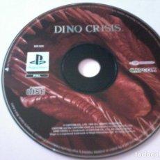 Videojuegos y Consolas: JUEGO - DINO CRISIS - PLAYSTATION 1. Lote 112064707