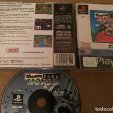 Videojuegos y Consolas: THE PARK WORLD EA PS ONE PSX PS1 PLAYSTATION 1 PLAY STATION ONE KREATEN. Lote 112255603
