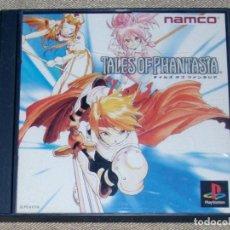 Videojuegos y Consolas: TALES OF PHANTASIA, EN PERFECTO ESTADO NTSC JAP -PSX-. Lote 112577883
