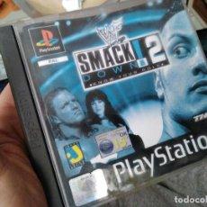 Videojuegos y Consolas - juego ps1 smack 2 wf - 112767375