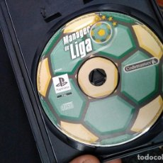 Videojuegos y Consolas: JUEGO PS1MANAGER DE LIGA . Lote 112767471