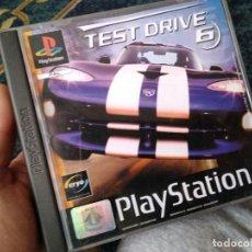 Videojuegos y Consolas: JUEGO PS1 TEST DRIVE 5 . Lote 112771251