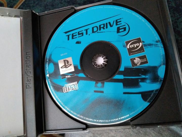 Videojuegos y Consolas: juego ps1 test drive 5 - Foto 2 - 112771251