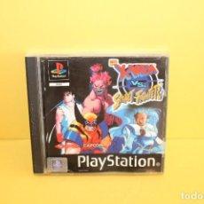 Videojuegos y Consolas: JUEGO PLAYSTATION 1 - XMEN VS. STREET FIGHTER. Lote 222600748