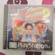 Videojuegos y Consolas: STREET FIGHTER COLLECTION 2 PS1-PSX A ESTRENAR. Lote 113313255