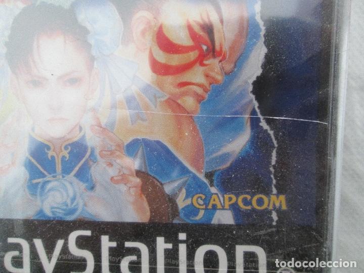 Videojuegos y Consolas: STREET FIGHTER COLLECTION 2 PS1-PSX A ESTRENAR - Foto 2 - 113313255