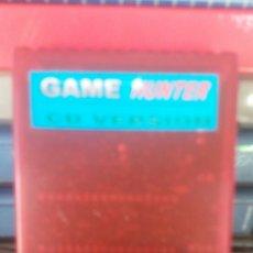 Videojuegos y Consolas: GAME HUNTER PLAYSTATION 1. Lote 113495696