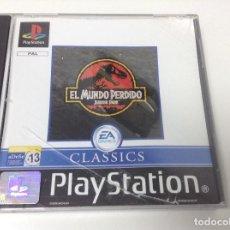 Videojuegos y Consolas: EL MUNDO PERDIDO JURASSIC PARK. Lote 113584427