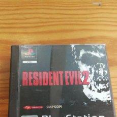 Videojuegos y Consolas: RESIDENT EVIL 2, PAL ESPAÑA.COMPLETO. Lote 115270467