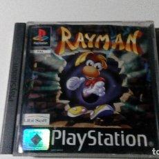 Videojuegos y Consolas: RAYMAN JUEGOS PS1 PSX PLAYSTATION 1 PLAY STATION PAL ESPAÑOL. Lote 115631227