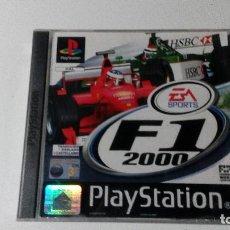 Videojuegos y Consolas: F1 2000 FORMULA 1 UNO 2000 JUEGOS PS1 PSX PLAYSTATION 1 PLAY STATION PAL ESPAÑOL. Lote 115631239