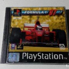 Videojuegos y Consolas: FORMULA 1 UNO 97 JUEGOS PS1 PSX PLAYSTATION 1 PLAY STATION ONE PAL ESPAÑOL. Lote 115631271