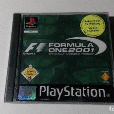 Videojuegos y Consolas: FORMULA 1 ONE 2001 JUEGOS PS1 PSX PLAYSTATION 1 PLAY STATION ONE PAL ALEMAN. Lote 115631275