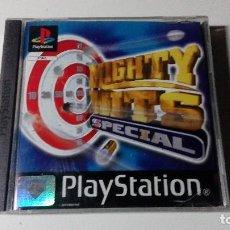 Videojuegos y Consolas: MIGHTY HITS SPECIAL JUEGOS PS1 PSX PLAYSTATION 1 PLAY STATION ONE PAL ESPAÑOL. Lote 115631299