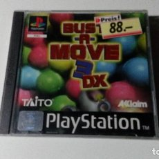 Videogiochi e Consoli: BUST A MOVE 3 DX JUEGOS PS1 PSX PLAYSTATION 1 PLAY STATION ONE PAL ESPAÑOL. Lote 115631331