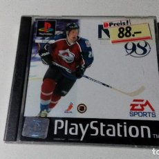 Videojuegos y Consolas: NHL 98 JUEGOS PS1 PSX PLAYSTATION 1 PLAY STATION ONE PAL ALEMAN. Lote 115631335
