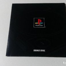 Videojuegos y Consolas: DEMO DISC WINTER RELEASES JUEGOS PS1 PSX PLAYSTATION 1 PLAY STATION ONE PAL . Lote 115631355