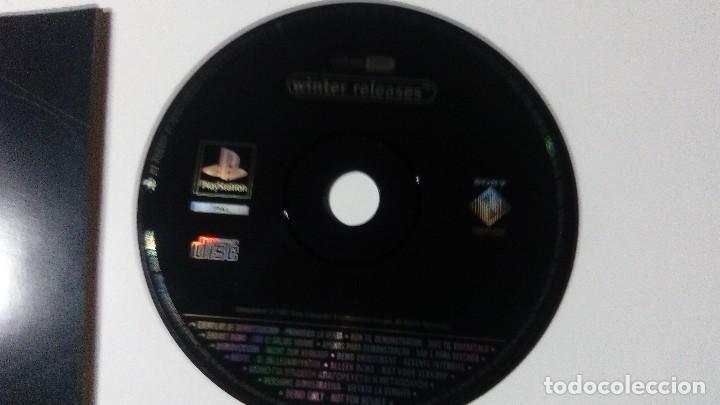 Videojuegos y Consolas: DEMO DISC WINTER RELEASES JUEGOS PS1 PSX PLAYSTATION 1 PLAY STATION ONE PAL - Foto 3 - 115631355