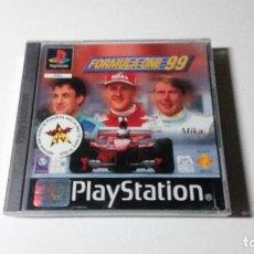 Videojuegos y Consolas: FORMULA ONE 1 99 JUEGOS PS1 PSX PLAYSTATION 1 PLAY STATION ONE PAL ALEMAN. Lote 115631363