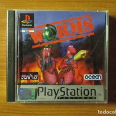 Videojuegos y Consolas: 'WORMS' (PS1). Lote 53986166