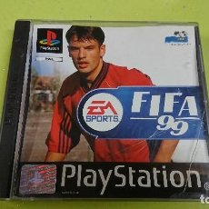 Videojuegos y Consolas: JUEGO PLAY STATION 1,FIFA 99. Lote 116114919
