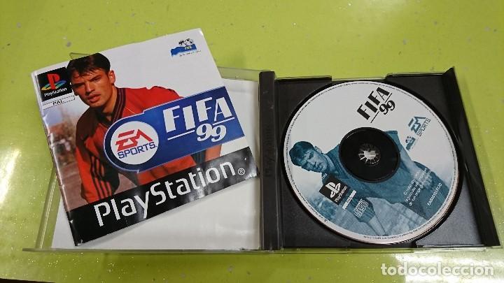 Videojuegos y Consolas: JUEGO PLAY STATION 1,FIFA 99 - Foto 2 - 116114919