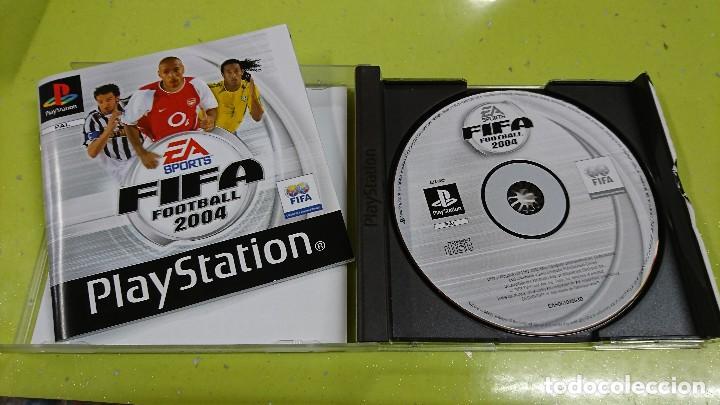 Videojuegos y Consolas: JUEGO PLAY STATION 1, FIFA FOOTBALL 2004 - Foto 2 - 116115303