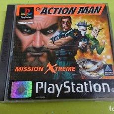 Videojuegos y Consolas: JUEGO PLAY STATION 1, ACTION MAN MISION XTREME. Lote 116116023