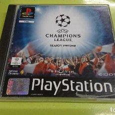 Videojuegos y Consolas: JUEGO PLAY STATION 1, CHAMPIONS LEAGUE SEASON 1999/2000 . Lote 116120755