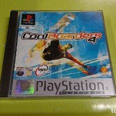 Videojuegos y Consolas: JUEGO PLAY STATION 1, COOL BOARDERS 4. Lote 116121103
