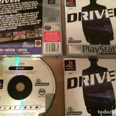 Videojuegos y Consolas: DRIVER PSX PLATINUM PS1 PLAYSTATION 1 PLAY STATION ONE KREATEN. Lote 116122015
