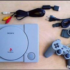 Videojuegos y Consolas: CONSOLA / PLAYSTATION PLAY STATION PSONE 32 BITS PAL 1995 (CON 1 MANDO). Lote 116170867