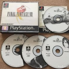 Videojuegos y Consolas: FINAL FANTASY VIII FF 8 PSX PLAYSTATION ONE PLAY STATION 1 KREATEN. Lote 116926867
