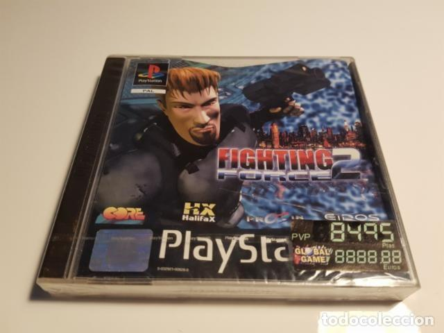 FIGHTING FORCE 2 (PSX) PRECINTADO (Juguetes - Videojuegos y Consolas - Sony - PS1)