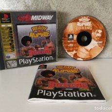 Videojuegos y Consolas: JUEGO READY RUMBLE 2 PS1 PSX. Lote 118578223