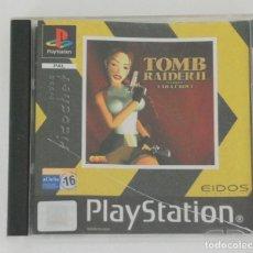 Videojuegos y Consolas: JUEGO TOMB RAIDER 2 IL - PLAYSTATION 1 PLAY STATION - PS1 - EIDOS RICOCHET.. Lote 118848463