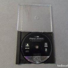 Videojuegos y Consolas: PS1 KINGSLEY'S ADVENTURE PAL ESP (PROMOCIONAL PRENSA). Lote 119463855