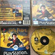 Jeux Vidéo et Consoles: HARRY POTTER Y LA CAMARA SECRETA PSX PLAYSTATION 1 PLAY STATION ONE KREATEN. Lote 119516307