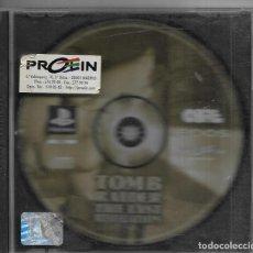 Videojuegos y Consolas: == P06 - PLAYSTATION - TOMB RAIDER - THE LAST REVELATION. Lote 119985379