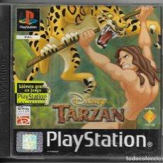 Videojuegos y Consolas: == P08 - PLAYSTATION - TARZAN - DISNEY . Lote 119988179
