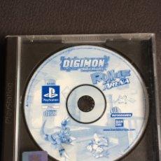 Videojuegos y Consolas: JUEGO DIGIMON DIGITAL MONSTERS RUMBLE ARENA - PS1 - PLAYSTATION 1 - SIN INSTRUCCIONES. Lote 120117708