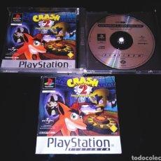Videojuegos y Consolas: CRASH BANDICOOT 2 PSX / PS1. Lote 120735332