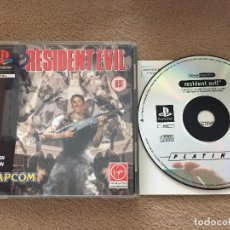 Videojuegos y Consolas: RESIDENT EVIL 1 RE I PSX PS1 PLAYSTATION 1 PLAY STATION ONE KREATEN. Lote 121388435