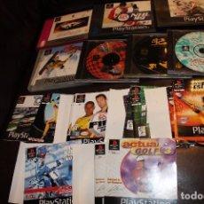 Videojuegos y Consolas - LOTE DE 14 JUEGOS PLAYSTATION 1 PS1 - 121484055